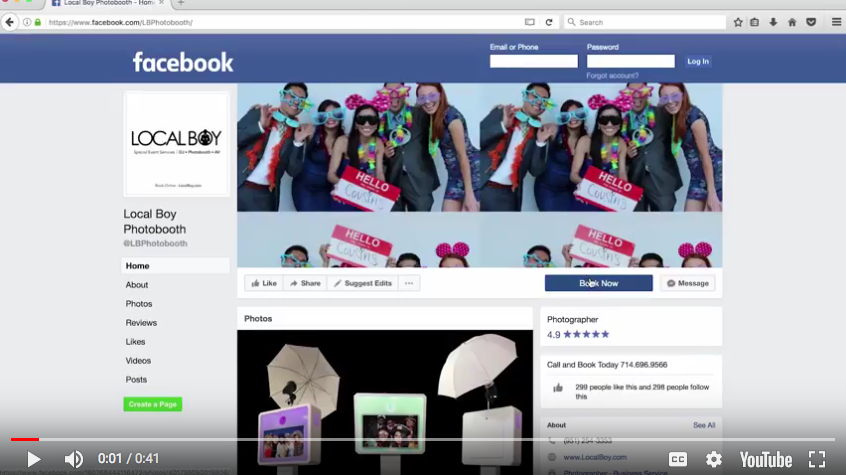 Thumb add book now button to facebook
