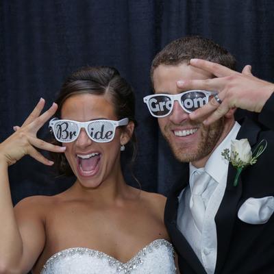 Bride Groom Photobooth Package